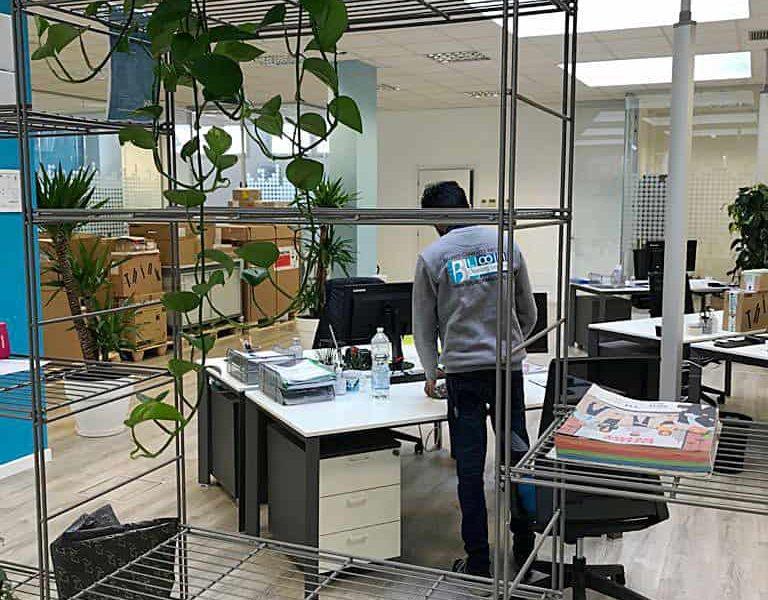 Pulizia uffici Milano