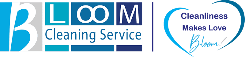 Bloom Cleaning Logo