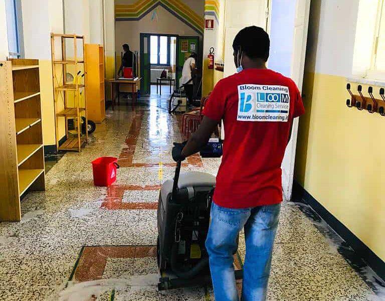 Impresa di pulizie scuole e istituti a Milano